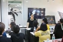 [女性家族部] 2019 青年女性指导在郑瑄茉美妆艺术学院