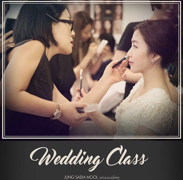国际班新娘妆容课程